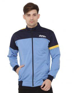 CBR6 Sweater Pria Kasual Biru Diadora MPC 314